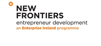 New Frontiers entrepreneur development logo